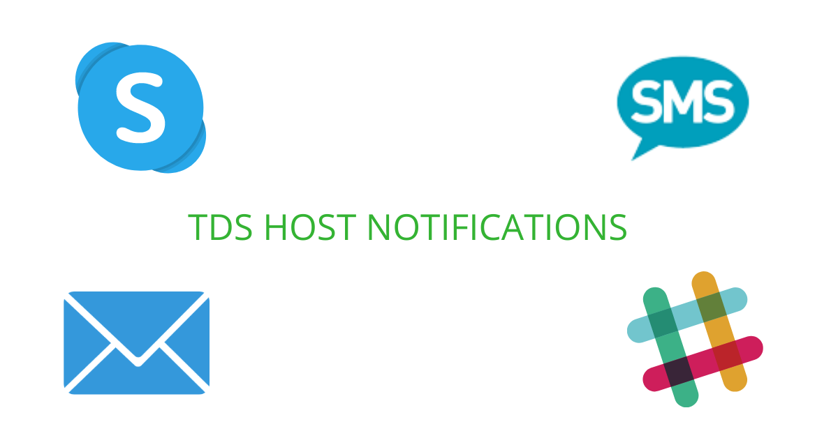 Host Notifications