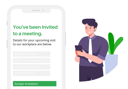 TDS Visitor Invite