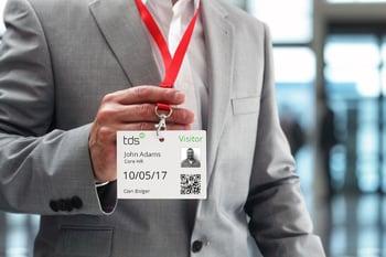 VIP Holding Badge