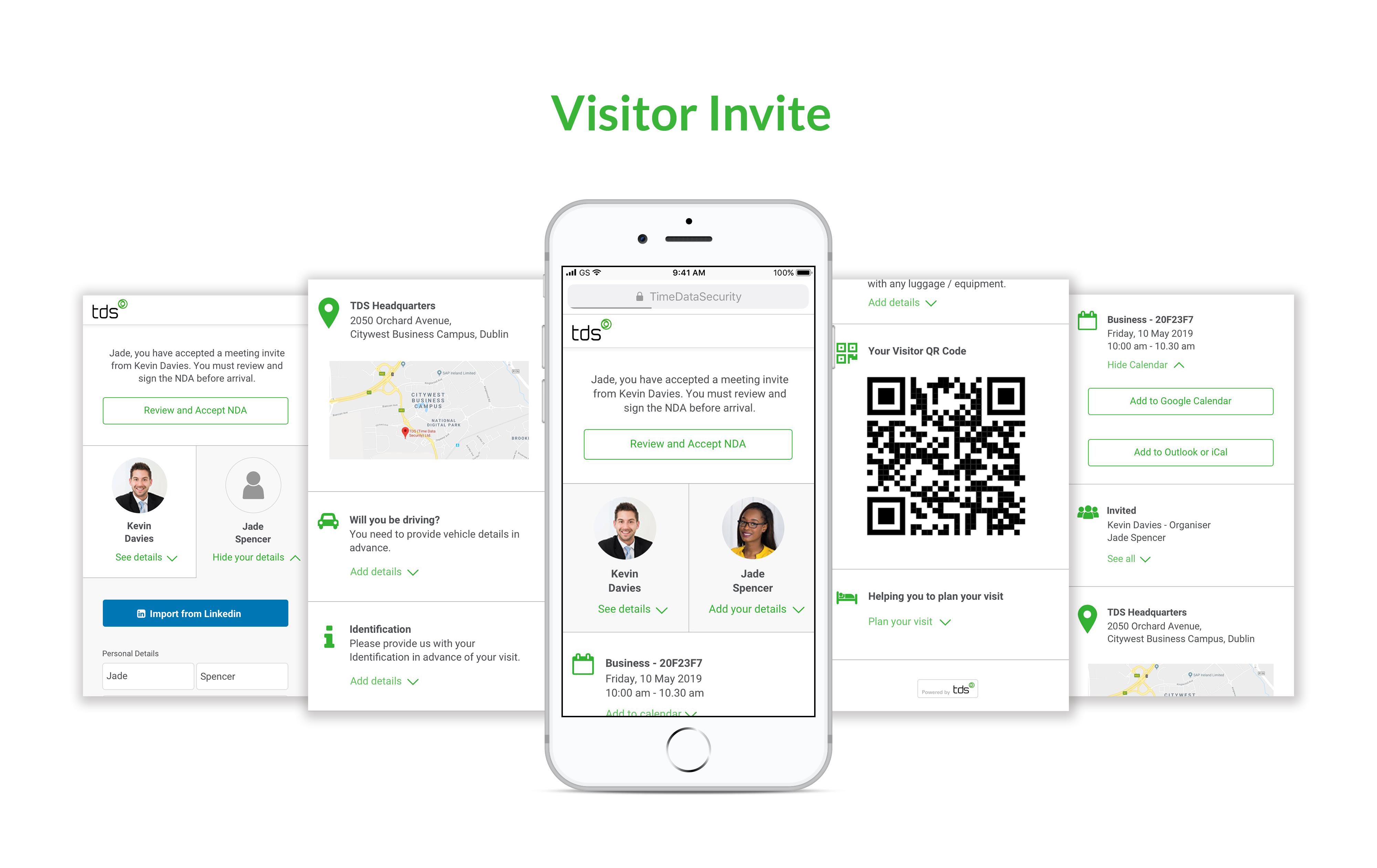 Visitor-Invite
