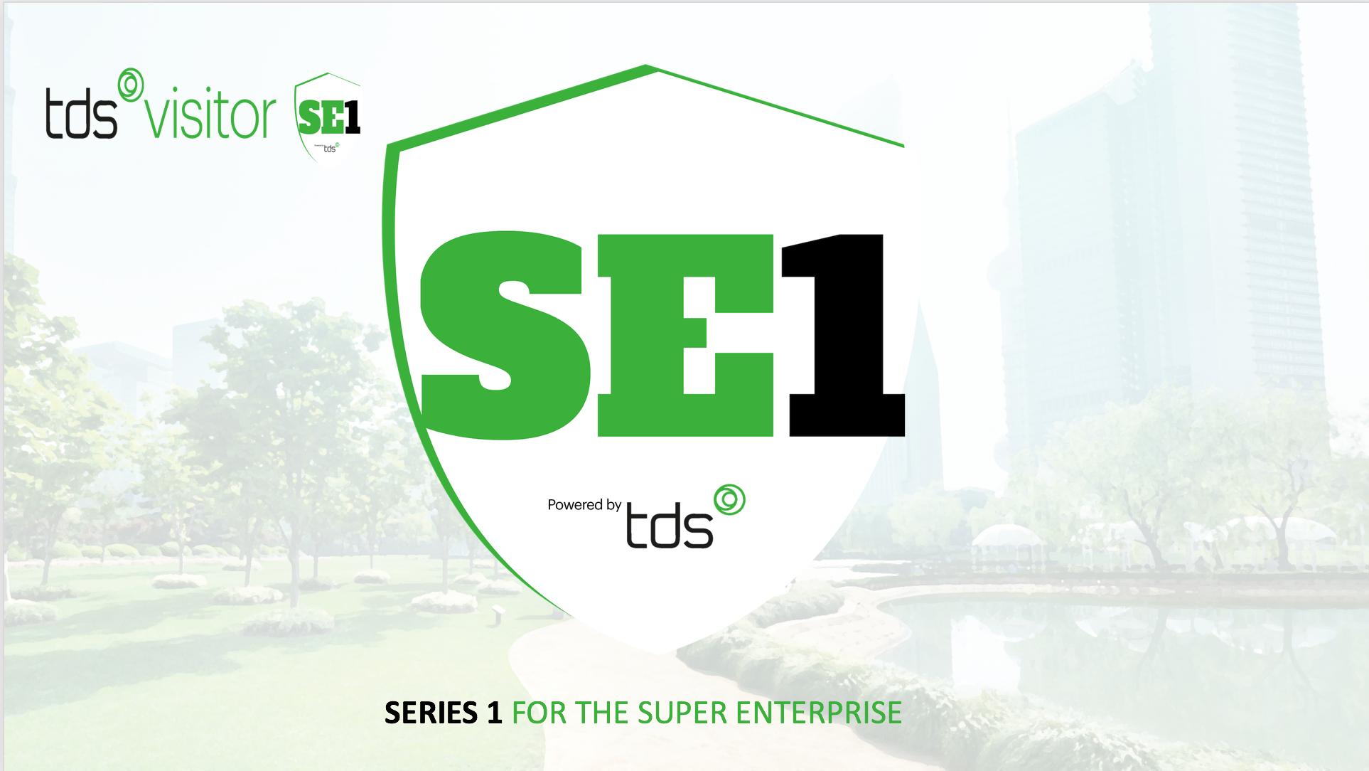 TDS VISITOR SE1: More than just Visitor Management