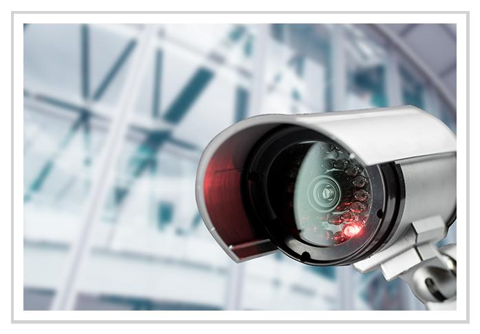 CCTV & Intruder Detection